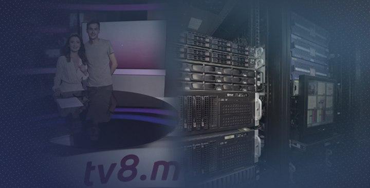 Кейс:новостной комплекс в TV8